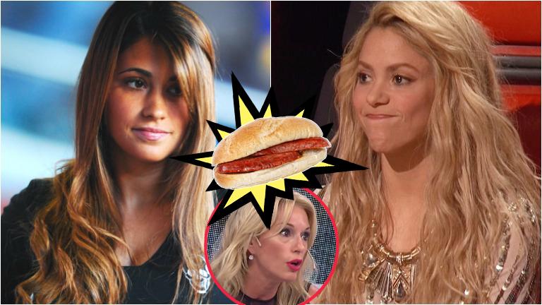 Yanina Latorre contó en Los Ángeles de la Mañana el motivo de la pelea entre Shakira y Antonella Roccuzzo