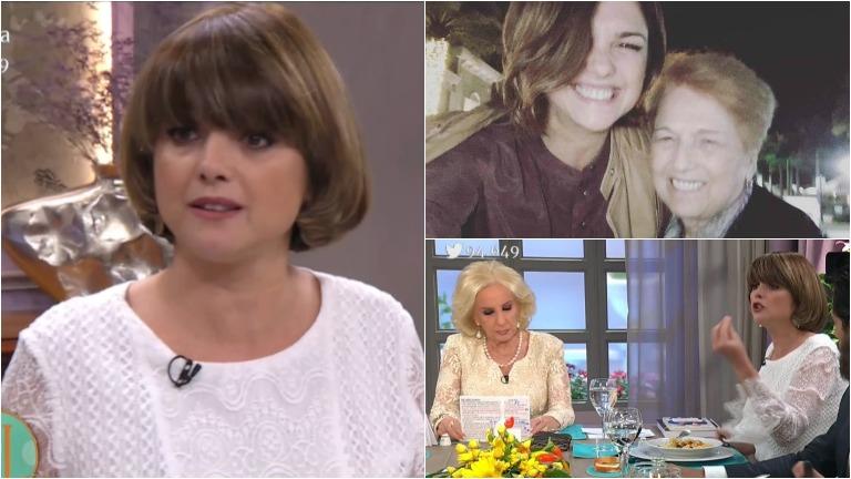 Araceli González, sobre la lucha de su madre contra el lupus