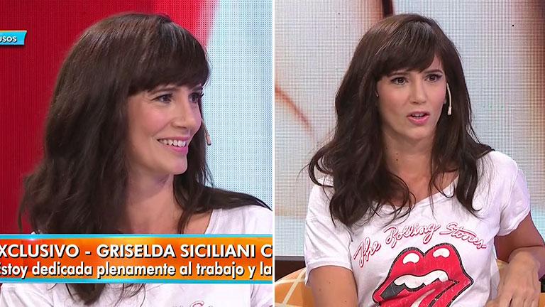Griselda Siciliani en Intrusos