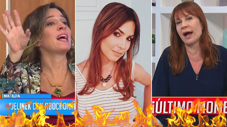 Matilda Blanco y Sandra Borghi denostaron los minishorts y Ursula Vargues se defendió: