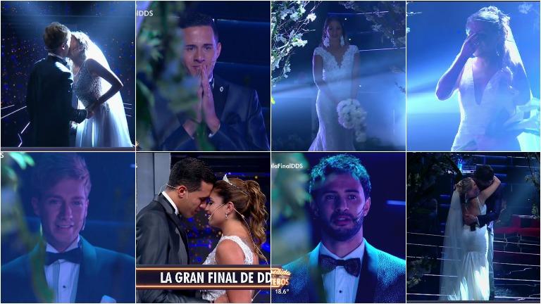 La emoción de los finalistas de Despedida de solteros al verse a un paso de su casamiento