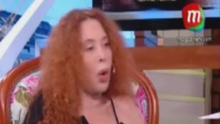 Maureene Dinar tuvo a Rocío Oliva como modelo