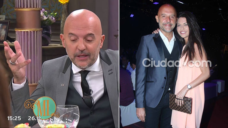 El Pelado López reflexionó sobre las ganas de ser padre y su romance con Jujuy: