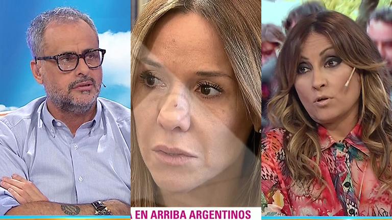 Jorge Rial y Marcela Tauro, duros contra Laura Miller