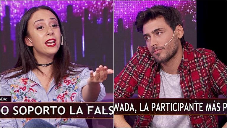 Nai Awada, picante con Lizardo Ponce en La Previa del Show: