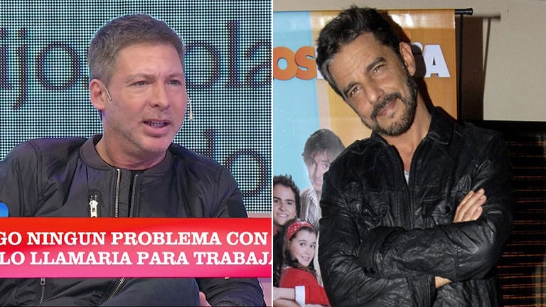 """Adrián Suar reveló la frase de Mazzei que lo enfadó: """"Eso es falso y me dolió, dijo que Ara fue mamá y papá de Tomás"""""""