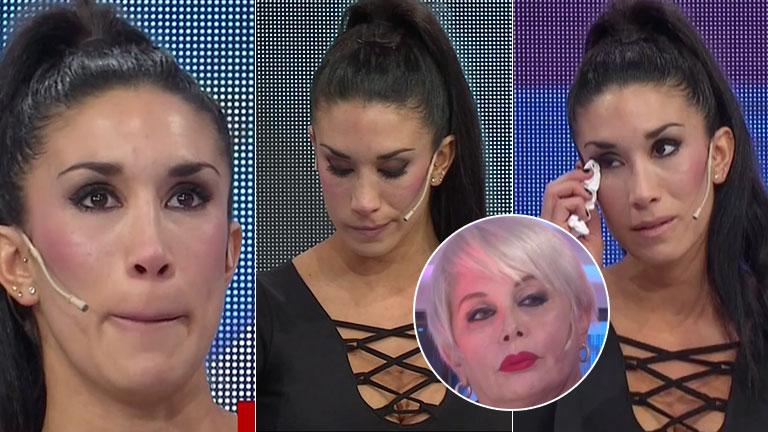 Florencia Marcasoli rompió en llanto tras recibir mensajes 'ofensivos' de Carmen Barbieri
