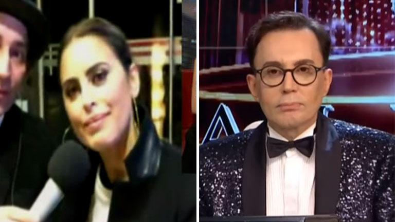 La bronca de Silvina Luna con Polino por su devolución en Bailando 2017