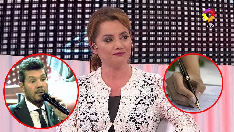 Nancy Pazos puso como condición no bailar el mismo día que Yanina Latorre en ShowMatch
