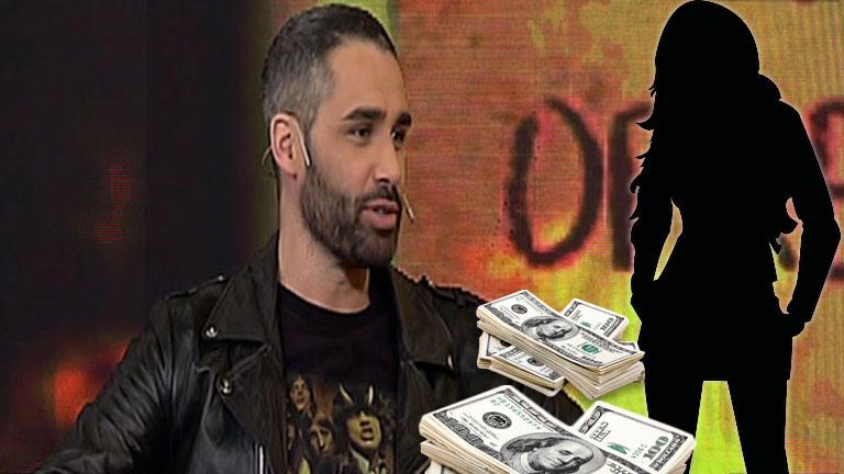 Al Pollo Álvarez le preguntaron si alguna vez pagó o le pagaron por sexo
