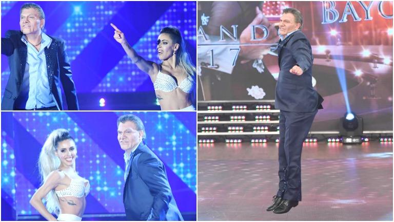 Así fue el debut de Fredy Villarreal como Mauricio Macri en Bailando 2017