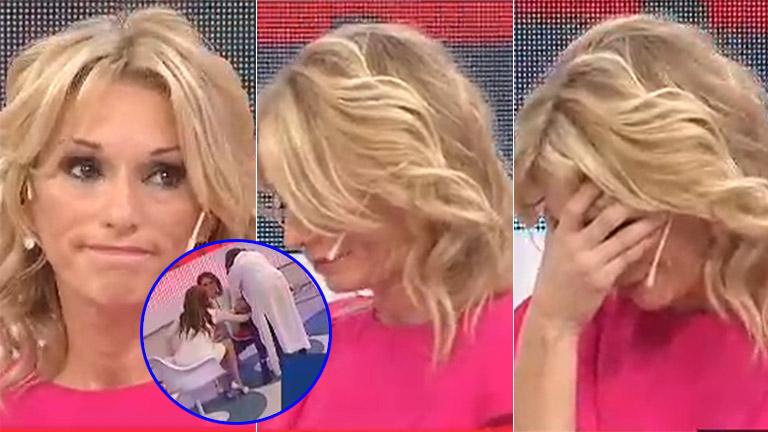 El llanto desconsolado de Yanina tras hablar de los supuestos chats entre Diego Latorre y Natacha Jaitt