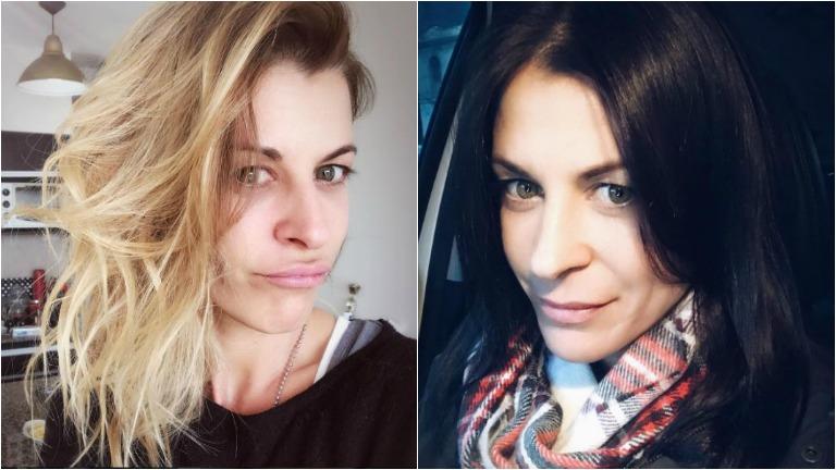 El radical cambio de look de Eugenia Tobal: dejó el rubio y se convirtió en una morocha bomba
