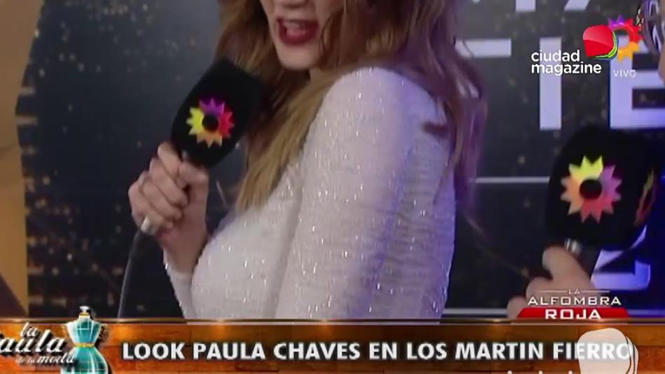 Paula Chaves, la más criticada