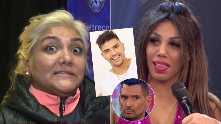 La furia de la Bomba Tucumana con Mimi tras poner en duda la sexualidad de su hijo