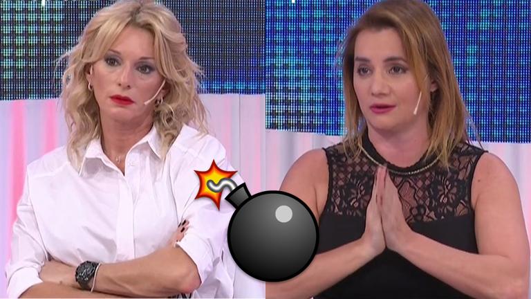 El enfrentamiento entre Yanina Latorre y Nancy Pazos al aire