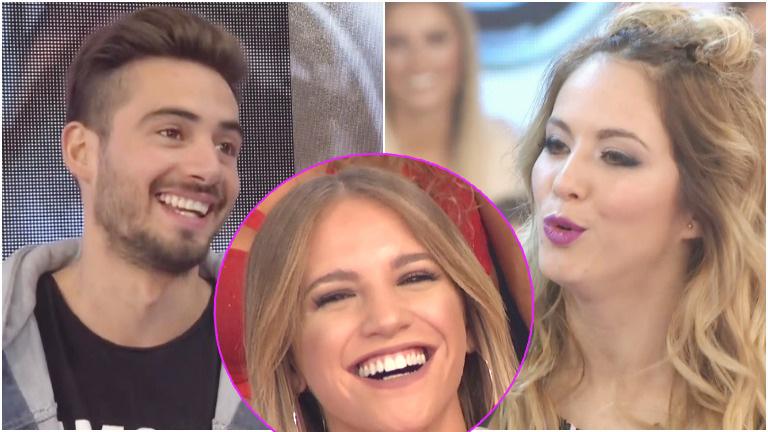 Flor Vigna mandó al frente a su novio en en ShowMatch y contó con qué bailarina tuvo una cita