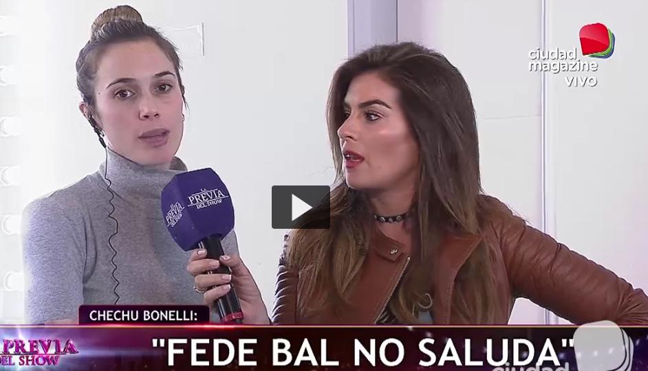 Chechu Bonelli: