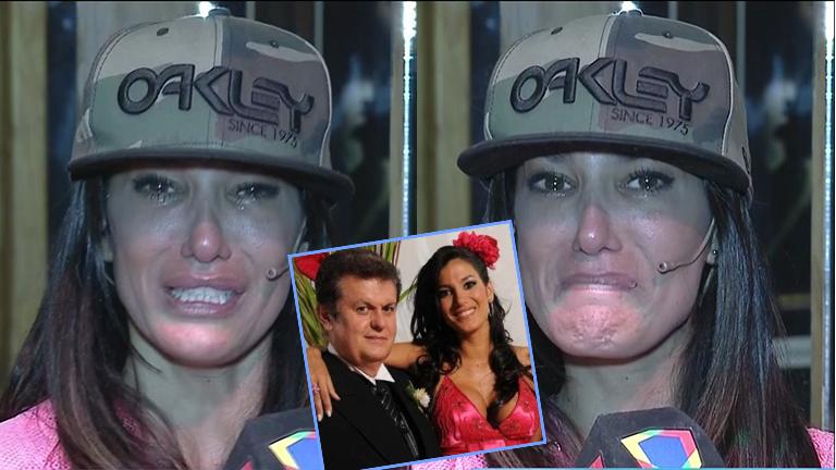 Silvina Escudero habló del escándalo de su papá en Intrusos
