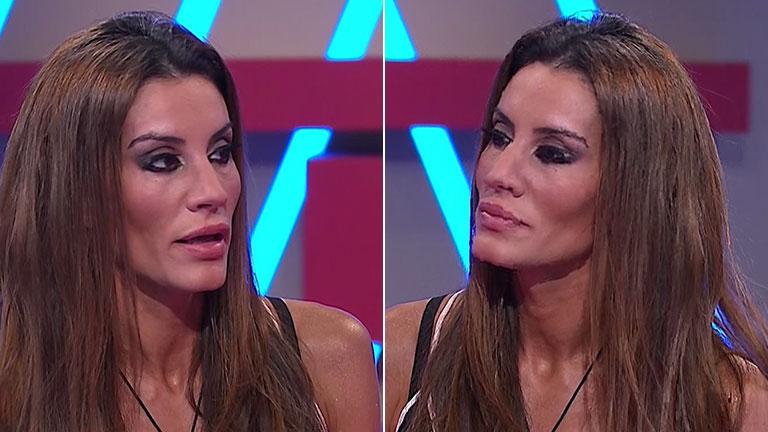Natacha Jaitt rompió el silencio en TV tras el escándalo con Diego Latorre