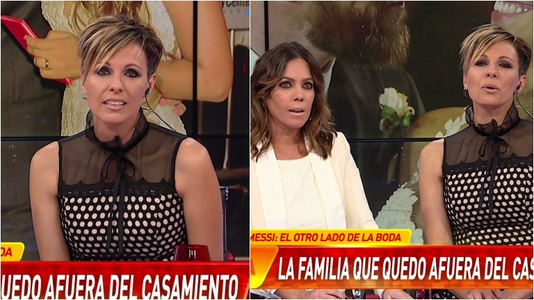 Denise Dumas regresa a Infama tras renunciar