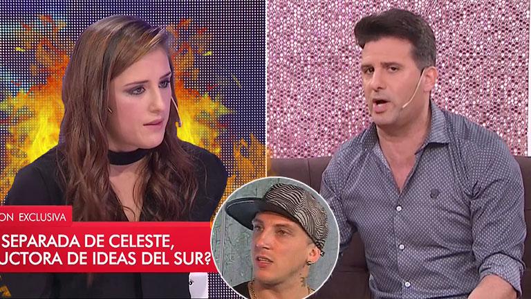 """La exbailarina del Polaco, Chiara Mea, indignada por una polémica frase de Listorti: """"Dijo '¿cómo van a tener onda si le ponen a una lesbiana?'"""""""