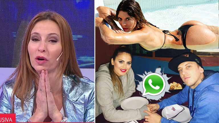 La advertencia de Analía Franchín a Silvina Luna por el Polaco