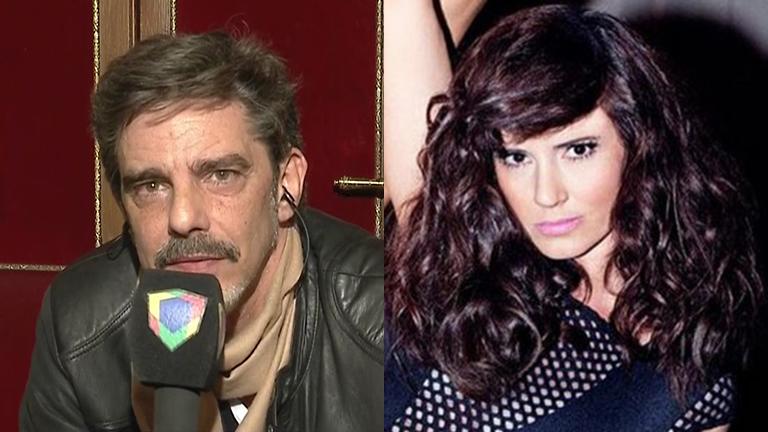Fabián Mazzei le respondió a Griselda Siciliani en Intrusos