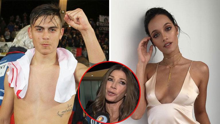 Cathy Fulop habló del rumor de romance entre Oriana Sabatini y Paulo Dybala