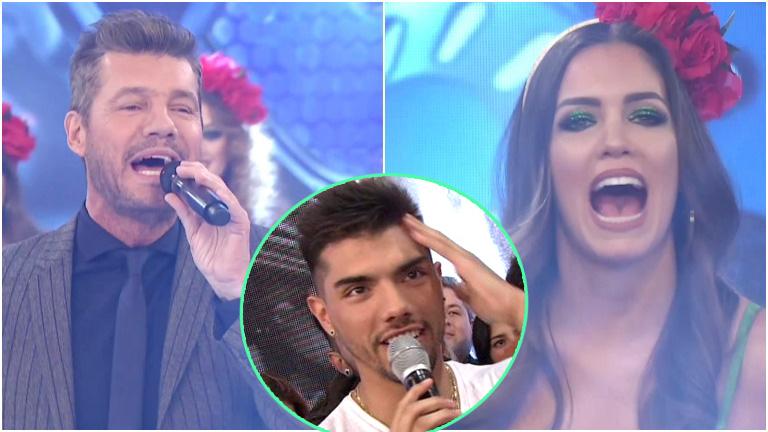 El tremendo exabrupto de Rocío Robles a Tyago Griffo en Bailando 2017