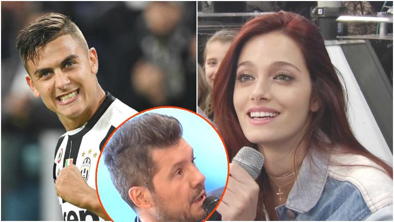 Tinelli reveló que Paulo Dybala fue a ver a Oriana Sabatini al teatro y ella se refirió al tema en ShowMatch