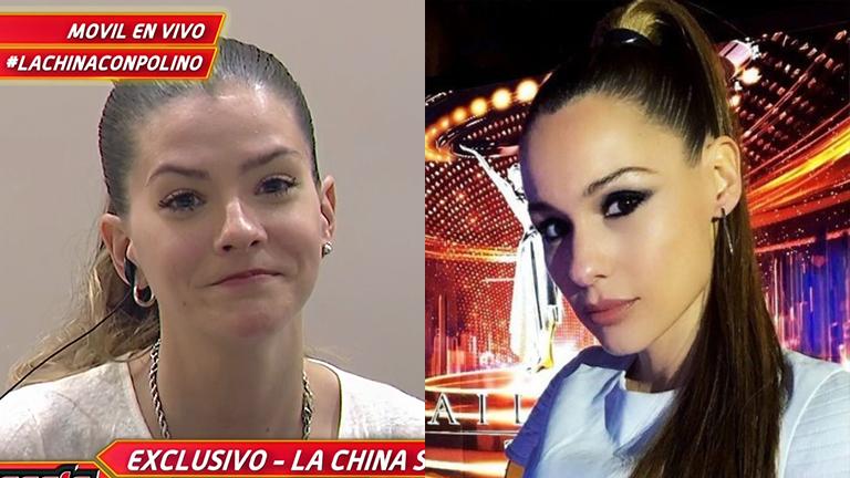 La China Suárez habló de Pampita en Ponele la firma