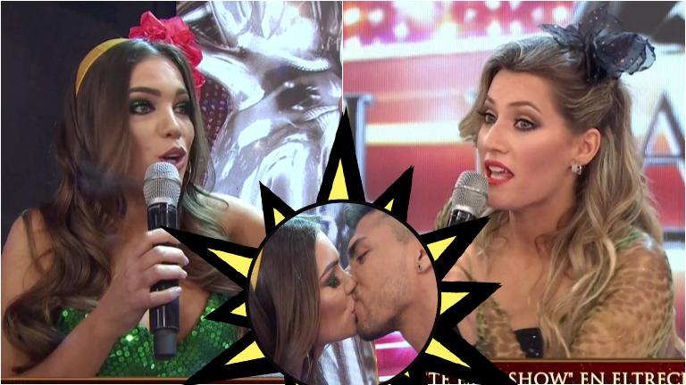 Mica Viciconte se cruzó en su debut en ShowMatch con Rocío Robles