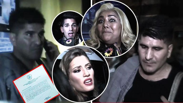 La pelea del novio de la Bomba Tucumana con los fans de Micaela Viciconte