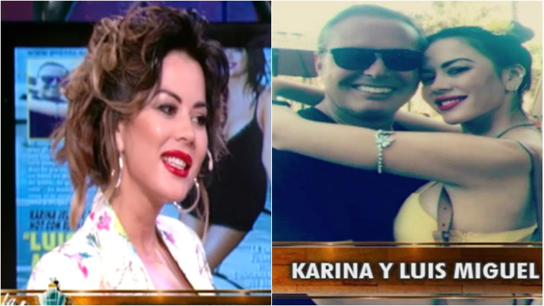 Karina Jelinek, sobre su relación con Luis Miguel en La Jaula de la Moda: