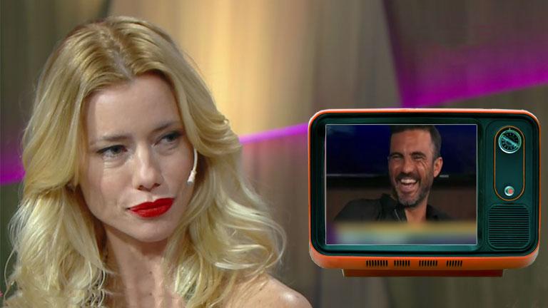 Nicole Neumann, enojada por las pícaras declaraciones de Cubero en TV