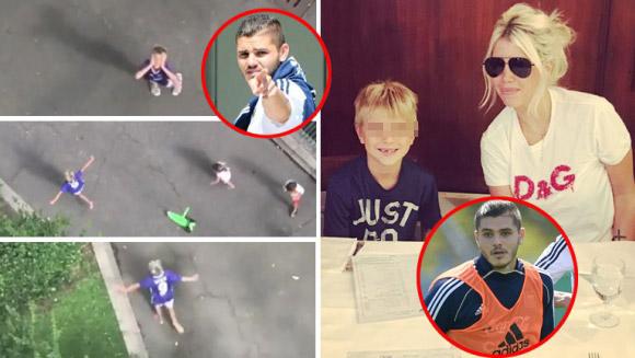 El video de la reacción del hijo mayor de Wanda Nara al enterarse de que convocaron a Mauro Icardi a la Selección