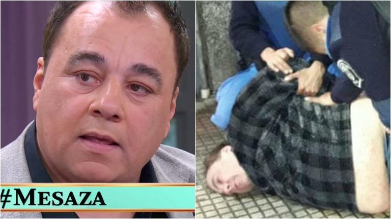 La Tota Santillán, sobre su detención: