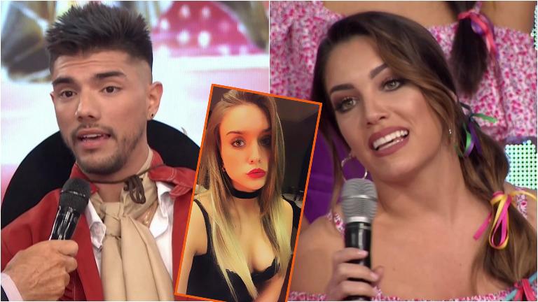 Rocío Robles reveló en ShowMatch el motivo de su pelea con Tyago Griffo