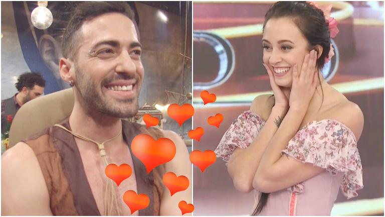 Nai Awada busca novio en el Bailando y le confesó su amor a un bailarín comprometido