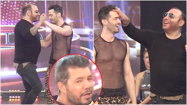 La milonga del estilista de Tinelli y el bailarín de ShowMatch