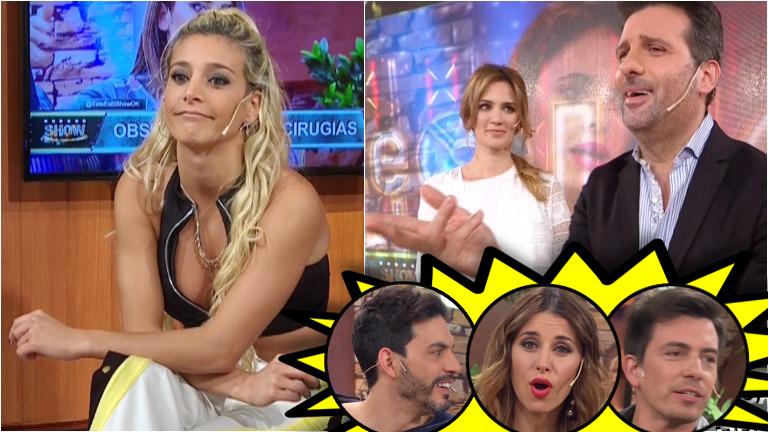 José María Listorti se olvidó el nombre de Sol Pérez en Este es el show