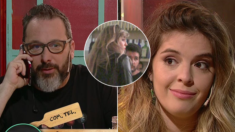 Gerardo Rozín llamó al novio de Dalma Maradona para convencerlo de que se case con ella