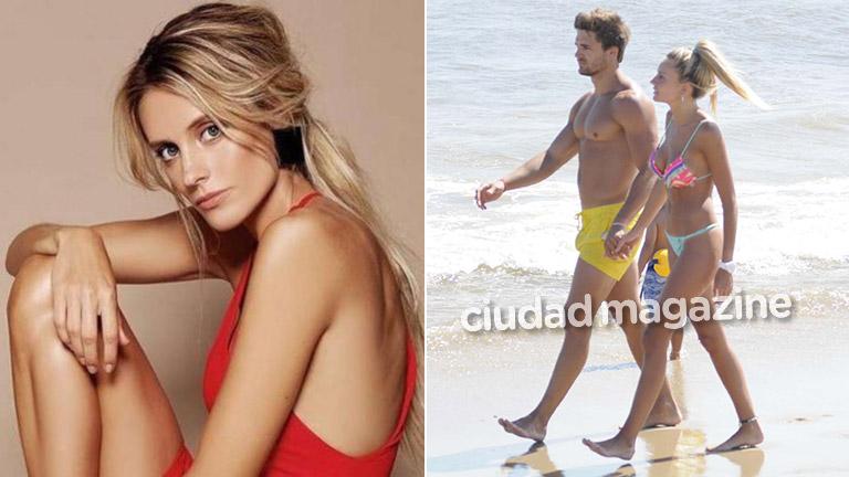 Melina Lezcano ¿pidió que le cambien el bailarín en el Bailando y está en crisis con su novio?