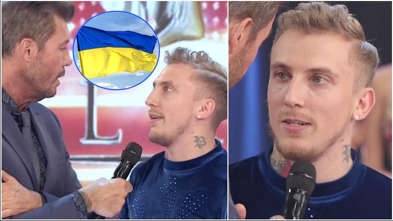 Le dicen El Polaco... ¡pero mirá de qué país es descendiente el cantante!