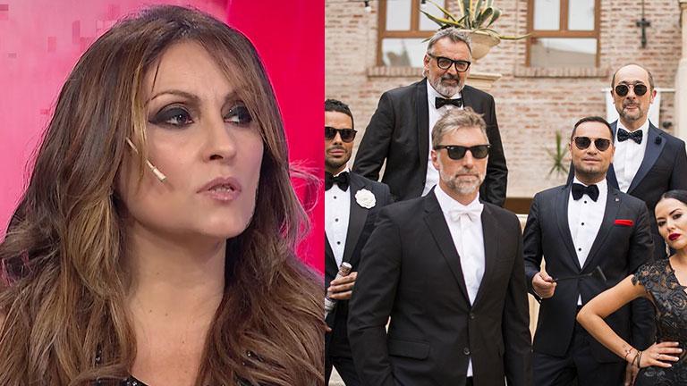 Marcela Tauro confesó que lloró por una crítica fashion de La jaula de la moda