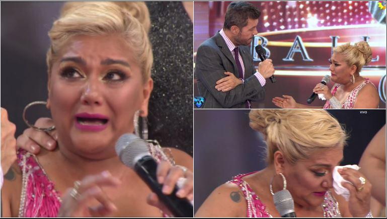 Gladys La Bomba lloró tras su escandalosa pelea en ShowMatch: