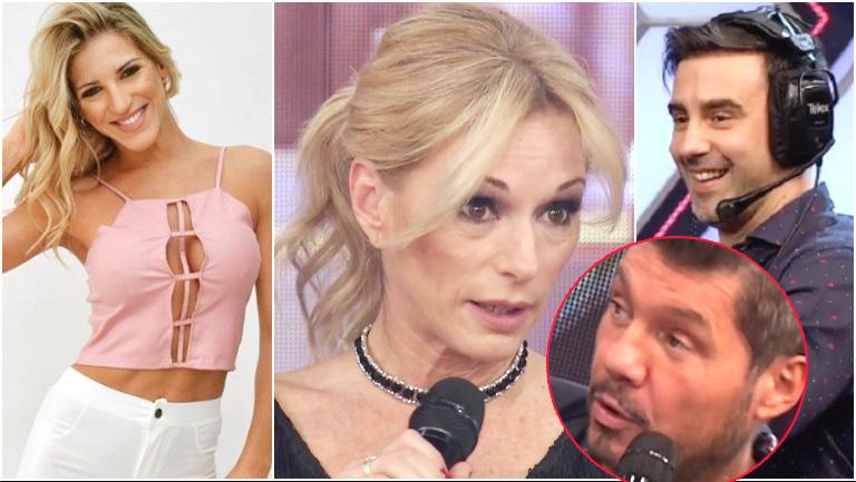 La bomba de Yanina Latorre sobre Fede Hoppe y Macarena Rinaldi que tiró en ShowMatch
