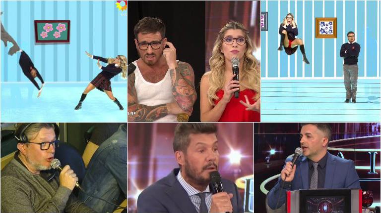 El polémico ritmo libre de Laurita Fernández y Fede Bal en ShowMatch