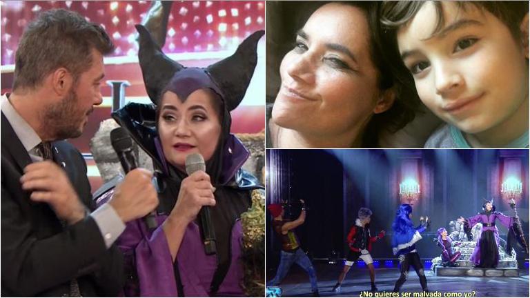 Nancy Pazos emocionó a todos al bailar con chicos hipoacúsicos en ShowMatch